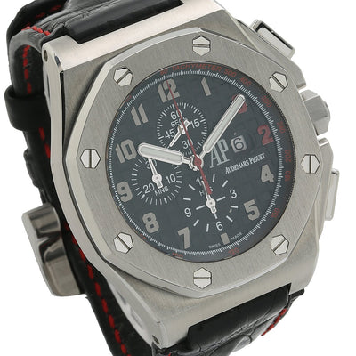 Audemars Piguet Royal Oak Offshore Shaquille O'Neal 26133ST 48mm Black Dial
