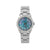 Rolex Oyster Perpetual Diamond Watch, Datejust 67513 31mm, Blue Mother of Pearl Diamond Dial With 1.05 CT Diamonds