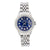 Rolex Lady-Datejust 6917 26MM Blue Diamond Dial With 1.25 CT Diamonds