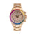 Rolex Daytona Diamond Watch, 116505 40mm, Rainbow Diamond Dial With Rose Gold Oyster Bracelet