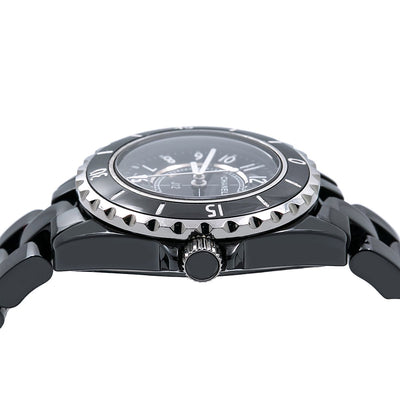 CHANEL J12 H0682 33mm Black Dial