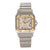 Cartier Santos Galbée W20012C4 24mm Silver Dial Women's Watch