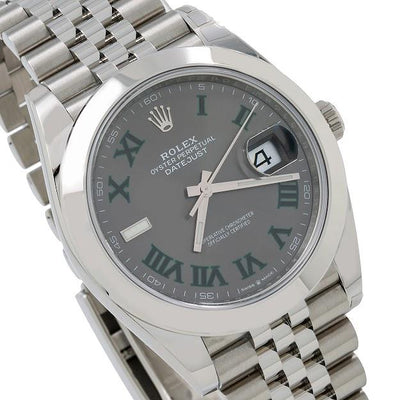 Rolex Datejust II 126300 41MM Silver Dial With Stainless Steel Jubilee Bracelet