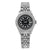 Rolex Datejust Ladies Diamond Watch, 26mm, Black Diamond Dial And Diamond Bezel 2 CT Of Diamonds