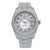 Rolex Sky-Dweller Diamond Watch, 326934 42mm, Silver Diamond Dial With 22.94 CT Diamonds