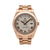 Rolex Day-Date II 218235 41MM Silver Dial With Rose Gold President Bracelet