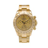 Rolex Daytona 116508 40MM Champagne Dial With Yellow Gold Bracelet