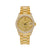 Rolex Datejust Diamond Watch, 68278 31mm, Champagne Diamond Dial With Yellow Gold Bracelet