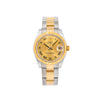 Rolex Lady-Datejust 178273 31MM Champagne Dial With Two Tone Oyster Bracelet