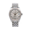 Rolex Lady-Datejust 178274 31MM Silver Dial With Stainless Steel Bracelet