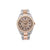 Rolex Datejust II Diamond Watch, 126331 41mm, Champagne Diamond Dial With 17.25 CT Diamonds