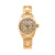 Rolex Lady-Datejust 6917 26MM Champagne Dial With Yellow Oyster Gold Bracelet