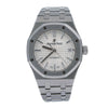 Audemars Piguet Royal Oak Selfwinding 15450ST 37MM White Dial With Stainless Steel Bracelet