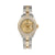 Rolex Lady-Datejust Diamond Watch, 6917 26mm, Champagne Diamond Dial With 0.90 CT Diamonds