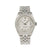 Rolex Oyster Perpetual Diamond Watch, Date 1501 34mm, Silver Diamond Dial With Stainless Steel Jubilee Bracelet