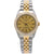 Rolex Oyster Perpetual Diamond Watch, 67513 31mm, Champagne Dial With 1.05 CT Diamonds