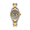 Rolex Datejust 179173 26MM Silver Diamond Dial With 1.25 CT Diamonds