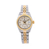 Rolex Lady-Datejust 69173 26MM White Dial With Two Tone Jubilee Bracelet
