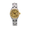Rolex Lady-Datejust 6917 26MM Champagne Dial With Stainless Steel Oyster Bracelet