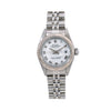 Rolex Lady-Datejust 69174 26MM White Dial With Stainless Steel Jubilee Bracelet