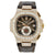 Patek Philippe Nautilus 5980 40.5mm Black Brown Dial with  14.50CT Diamond Bezel and Lugs
