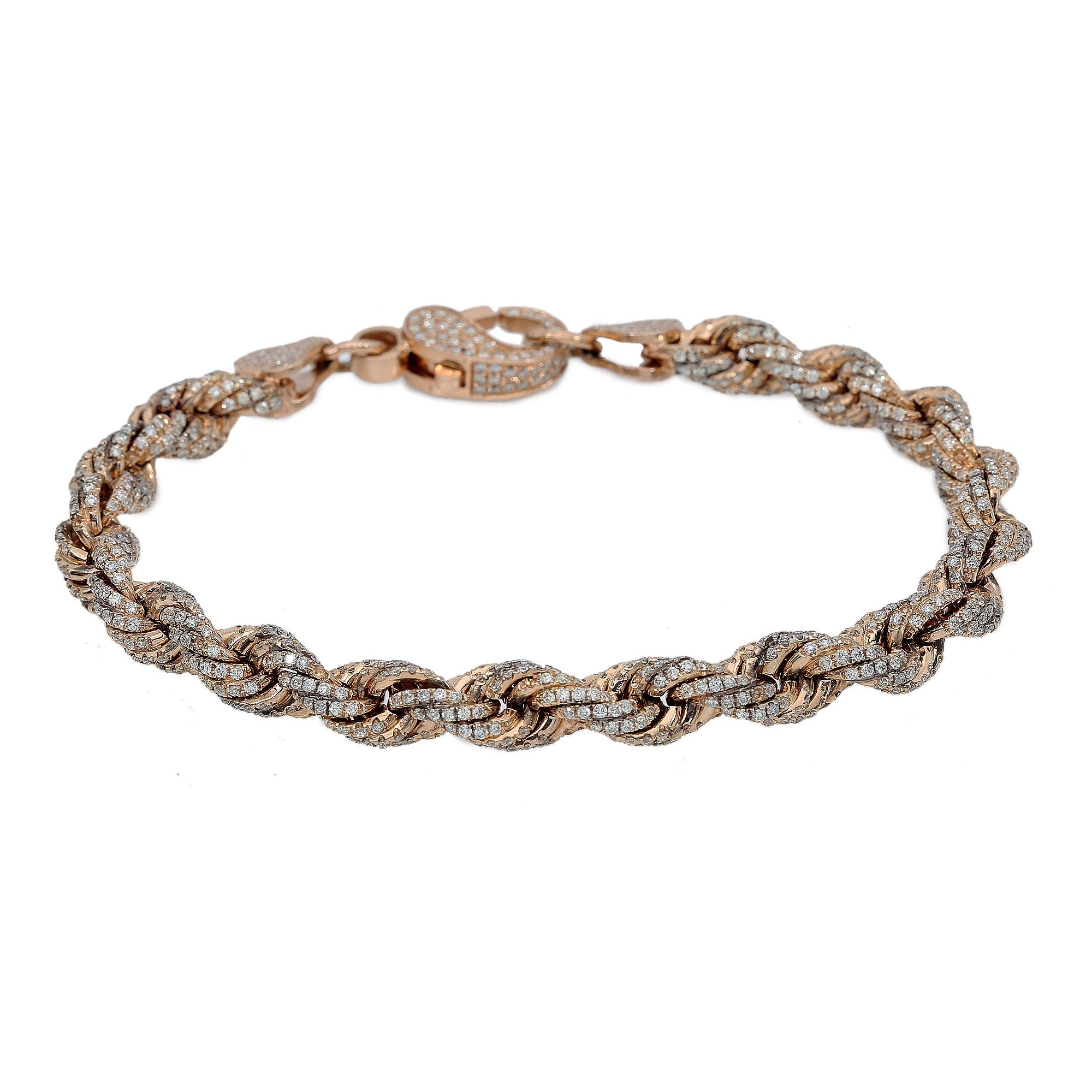 14K Yellow Gold Women Bracelet