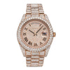 Rolex Day Date II President 218235 41mm 21.75CT Diamond Watch