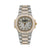 Patek Philippe Nautilus 3800 Silver Diamond Dial With 14.50 CT Diamonds