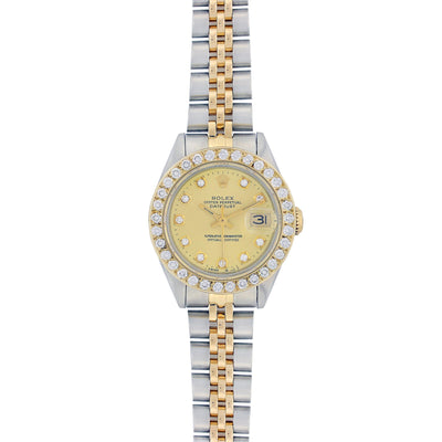 Rolex Lady Datejust 26MM Stainless Steel 6917