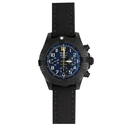 Breitling Avenger Hurricane 45MM XB0180 Stainless Steel with Fabric Strap