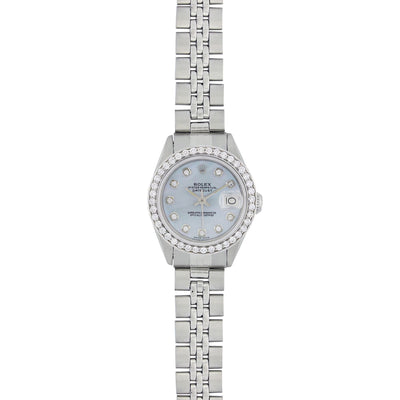 Rolex Lady Datejust 26MM Stainless Steel 6916