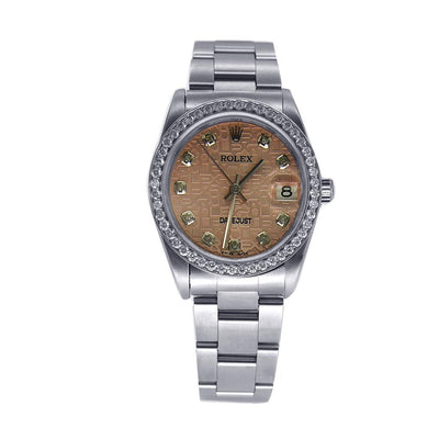 Vintage Rolex Lady Datejust with Diamonds 26MM 79174