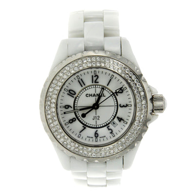 Chanel J12 Diamond Watch