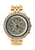 Yellow Gold Diamond GT Racing Breitling Bentley Watch