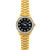 18k Yellow Gold Rolex Datejust Diamond Watch, 26mm, President Bracelet Bokara Grey Dial w/ Diamond Bezel