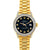 18k Yellow Gold Rolex Datejust Diamond Watch, 26mm, President Bracelet Bokara Grey Dial w/ Diamond Bezel and Lugs