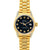 18k Yellow Gold Rolex Datejust Diamond Watch, 26mm, President Bracelet Bokara Grey Dial w/ Diamond Lugs