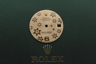Factory Rolex datejust dial for 31mm