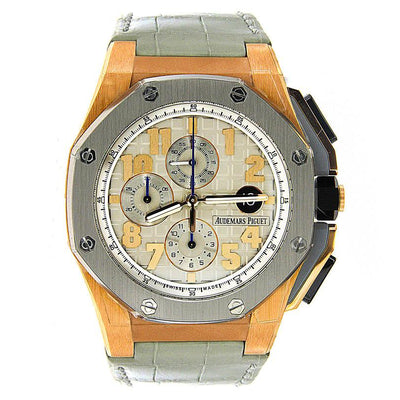 Adumars Piguet Royal Oak Offshore Lebron James Watch 26210OI.OO.A109CR.01