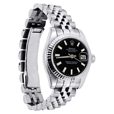 Rolex Oyster Perpetual Lady Datejust Stainless Steel 26MM 179174