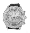 Breitling Chronomat Evolution with Diamond Bezel