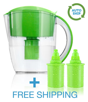 Vitev Alkaline Pitcher - Fresh for Life Program