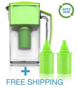 Vitev Alkaline Pitcher (Slim) - Fresh for Life Program