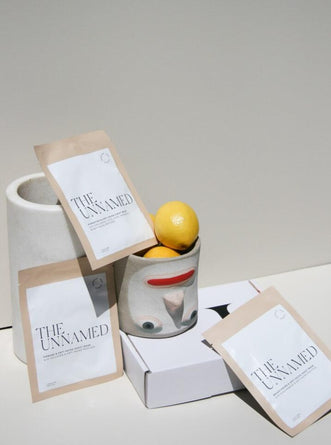 The Unnamed Sheet Masks Pottery Lemons