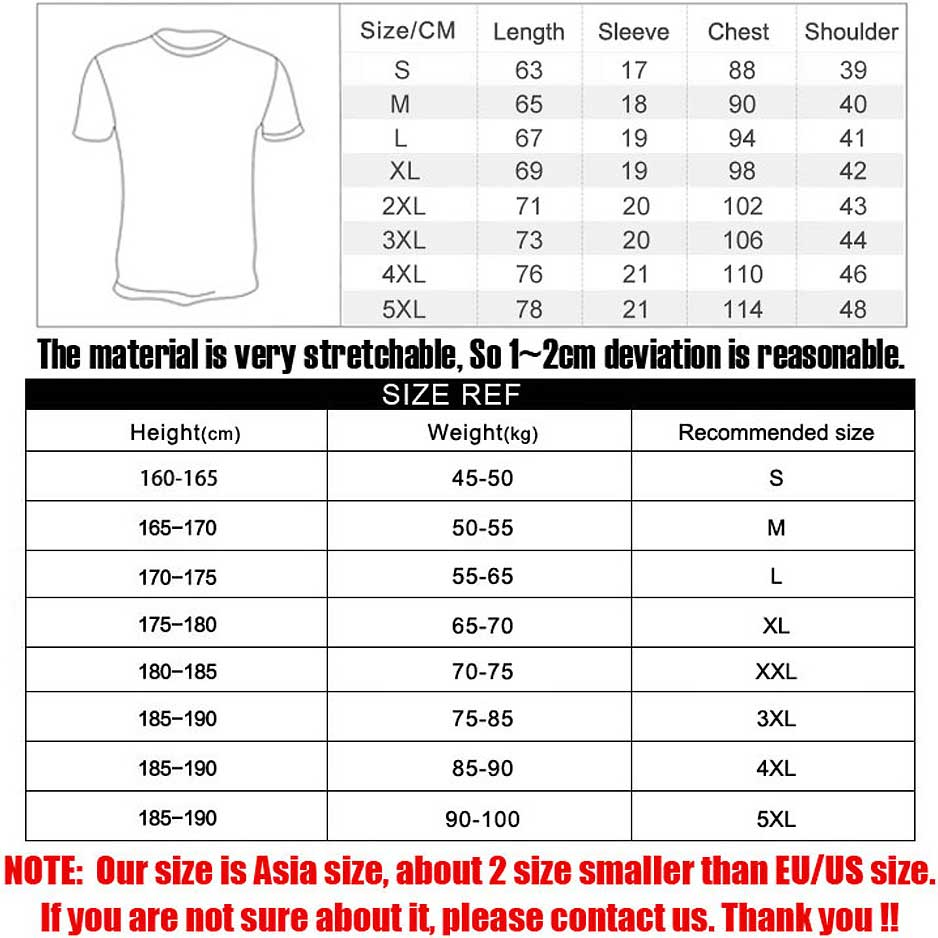 Maikong Gray Color Men Compression Short Sleeve Crew neck Fitness Tight T Shirts Tops Men's Summer tee shirt Big yards 3XL