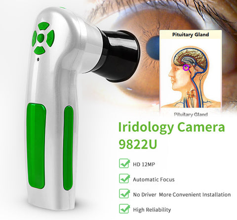 IRISCOPE 12MP 2020 Hot!