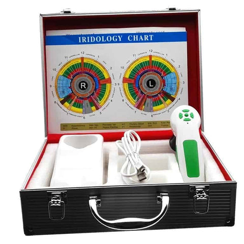 iridology camera and software