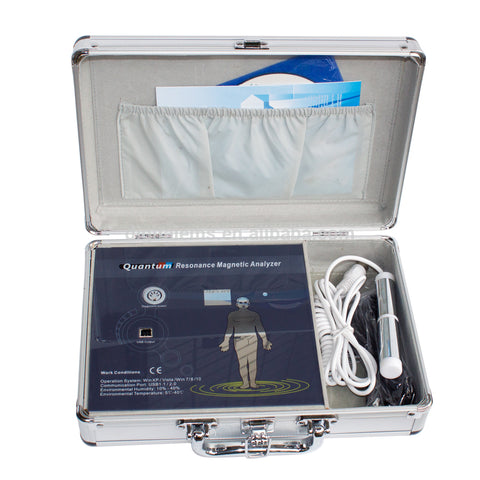 Quantum Resonance Magnetic Analyzer 2021VERSION