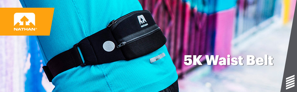 5K Waist Belt Product Header