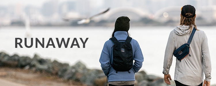 RunAway Collection Banner